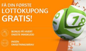 Norgesspill få pengene tilbake Lotto